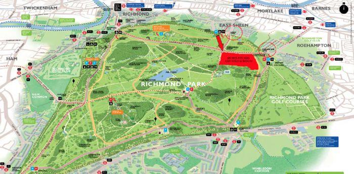 Richmond Park, London richmond park Richmond Park