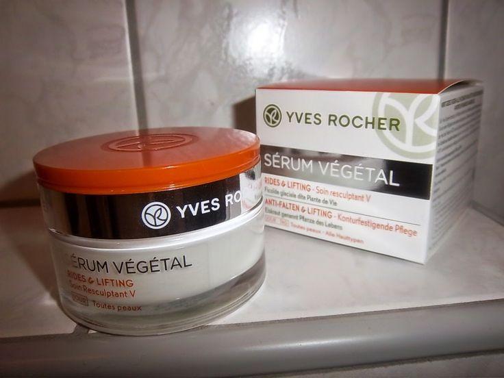 Meine Lounge: Serum Vegetal von Yves Rocher getestet