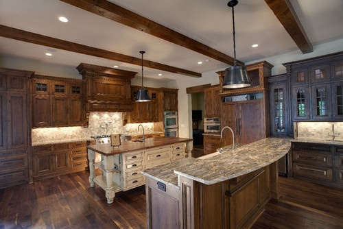 176 best images about dream home animals food drinks for Custom wood cabinets