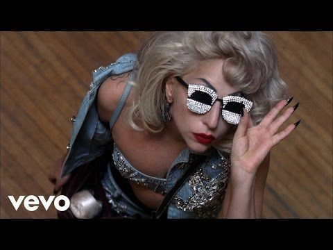 Lady Gaga - The Edge Of Glory - YouTube