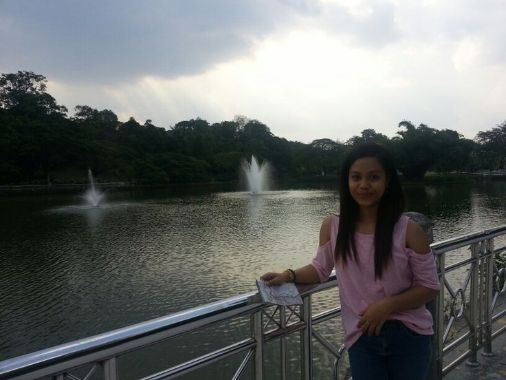 Lake Garden, Kuala Lumpur (1/9/2014)