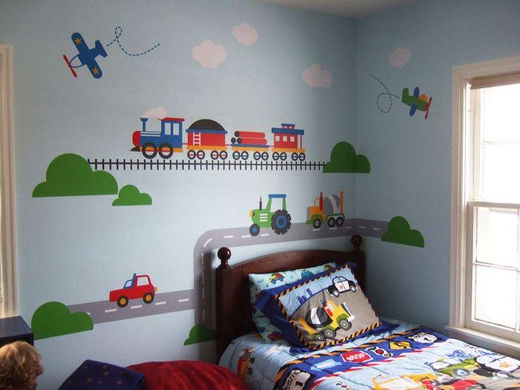 Best 25+ Little boy bedroom ideas ideas on Pinterest | Boy room ...