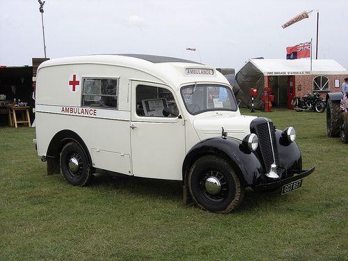 Morris Ambulance