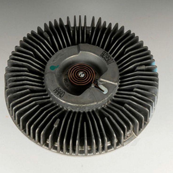 Acdelco Engine Cooling Fan Clutch Fits 1999 2013 Gmc Yukon Xl 2500 Sierra 2500 Hd Sierra 1500 15 4694 In 2019 Sierra 1500 Fuel Economy Sierra 2500