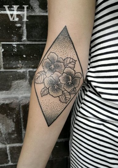 Inner Arm Flower Tattoos 377 best Tattoo...
