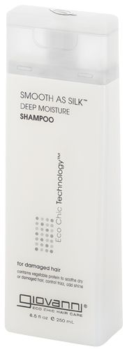 15 Sulfate-Free Shampoos: Giovanni Smooth As Silk Deep Moisture Shampoo was early on the sulfate-free scene before others jumped on the bandwagon.  It was one of the first that I tried.  I still use this brand today.   www.giovannicosmetics.com, $7.95