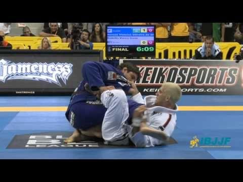 "Marcus Almeida ""Buchecha"" vs Rodolfo Vieira 2013 Worlds BJJ Black Belt Final - YouTube"