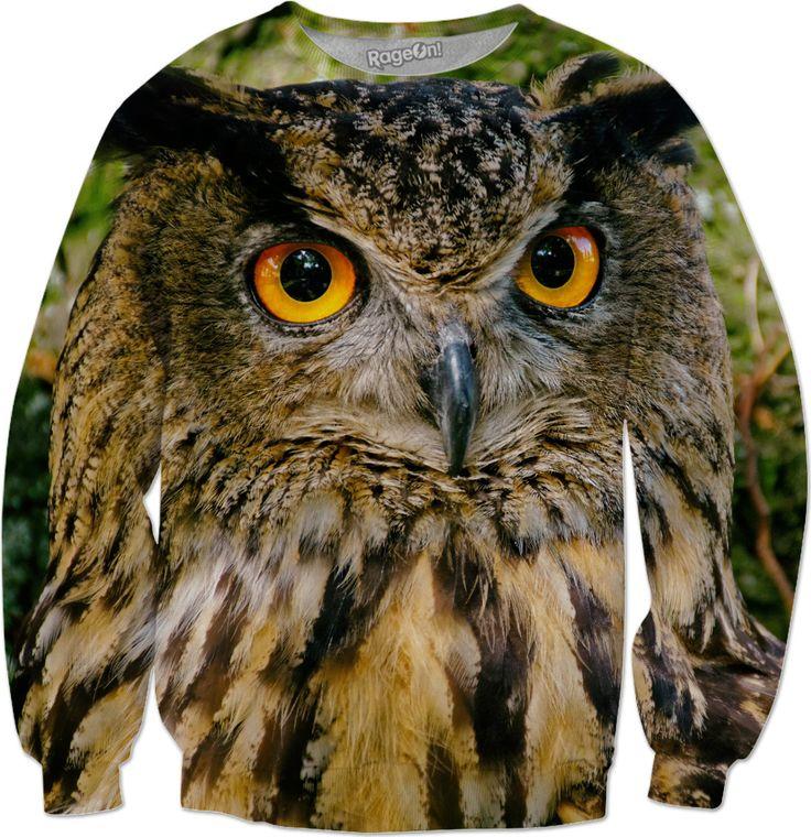 Eagle Owl https://www.rageon.com/products/eagle-owl?aff=HxeX on RageOn!  #owl #eagleowl #photography #naturephoto #loveowls #owlshirt #rageon #bleshkadesign