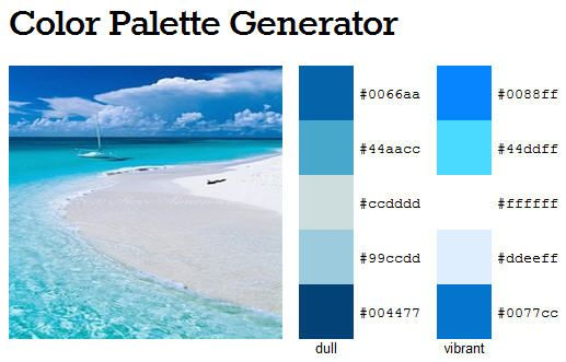 44 Best Beach Color Inspiration Images On Pinterest