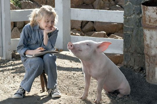 """""""Children learn what animals to love and which to eat, according to accepted social norms."""""""