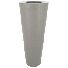 Gauze Cone Vase - Warm Grey - Large £99.99