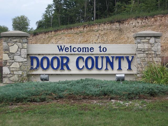 Door County Wisconsin by mollermarketing via Flickr & 341 best DOOR COUNTY images on Pinterest | Door county wi Door ...