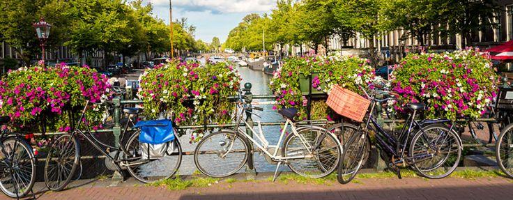 Conheça Amsterdam: lugares turísticos, o que fazer, onde ficar, como chegar lá, como se locomover, você pode criar em segundos um plano de viagem completo com base em suas preferências.  -  Belos canais cortados por charmosas pontes fazem de Amsterdã uma das mais belas cidades da Europa. Famosa por sua cultura liberal, por seus ótimos museus e vida noturna agitada é o destino certo para todos os gostos.
