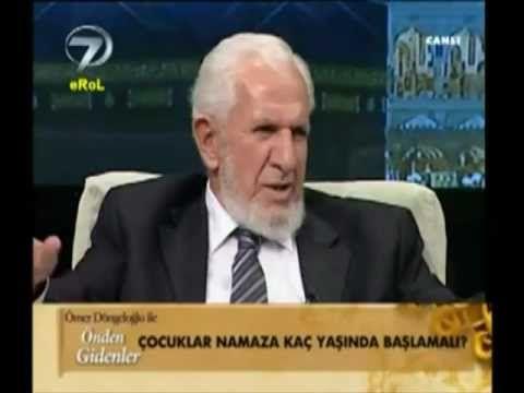 Cocukları Kac Yaşında Namaza Başlamalı Camiye getirmeli...Prof. Dr. Cevat Akşit - YouTube