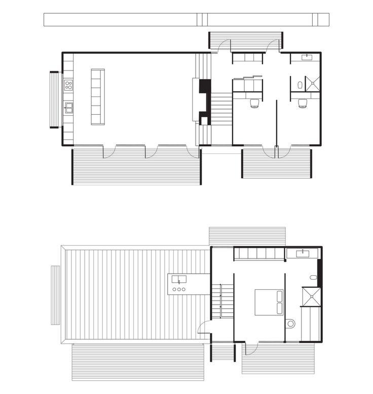 573 best le floor plans images on pinterest floor plans for Dwell homes floor plans