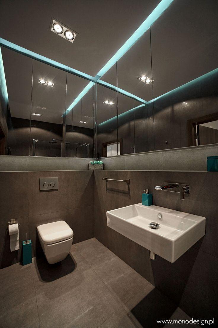 Stylowa łazienka w apartamencie w Gródku nad Dunajcem - noclegi do wynajęcia
