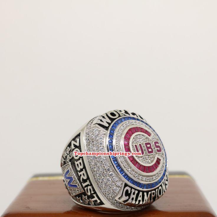 2016 Chicago Cubs MLB World Series Championship Ring [MLBT2016] - $186.00 :