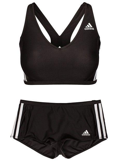 I 3S Bikini - Adidas Sport Performance - Svart - Badetøy Sport - Sportsklær - Kvinne - Nelly.com