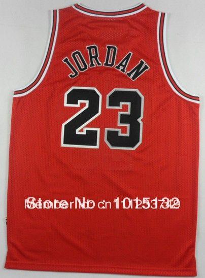 Michael jordan #23 97-98 conmemorativa rojo retroceso cosido camiseta de baloncesto de envío gratis