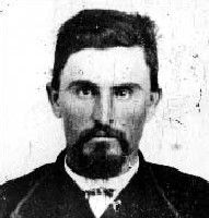 Charles Goodnight - one of the responsible parties for The Goodnight-Loving Trail for driving cattle to market.  Spanning more than 2,000 miles from Texas to Wyoming, it was first used by Goodnight and Loving in 1866.