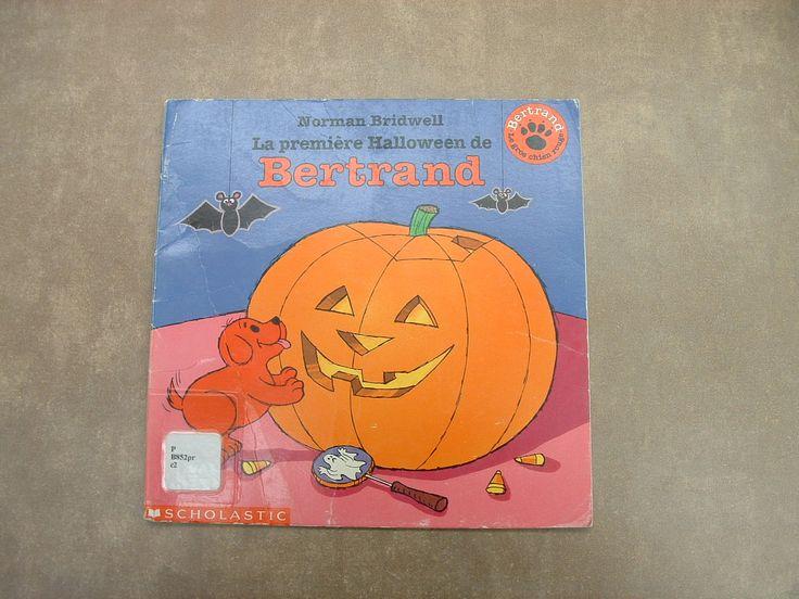 CPRPS 31997000838987 La première Halloween de Bertrand. Émilie et Bertrand font de l'Halloween une fête spéciale pour tout le monde.
