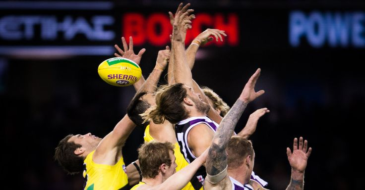 Australian Football Becomes an Unlikely Force in the Gay Rights Movement