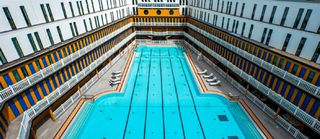 TO DO: piscine molitor, Paris, France