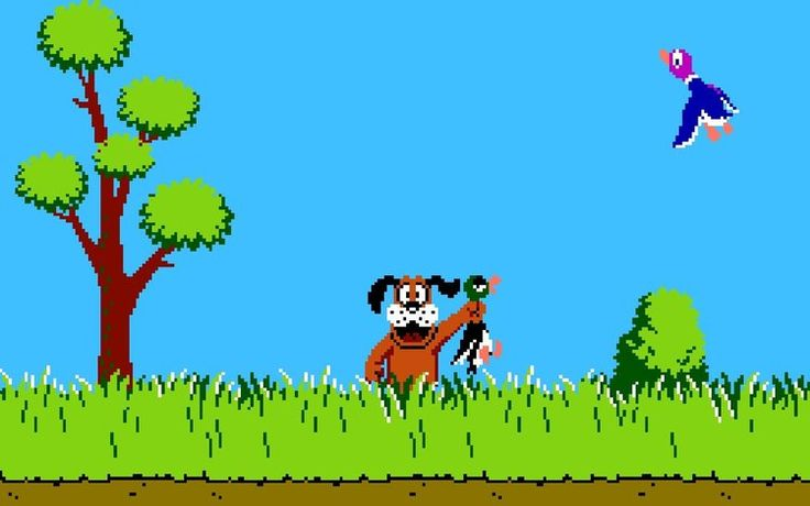 6-duck-hunt #retro games