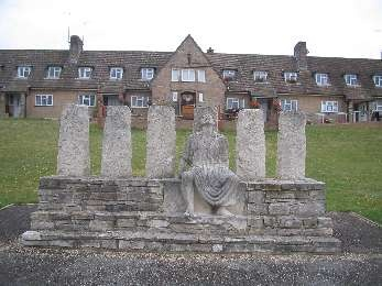 Tolpuddle - the scene of the beginning of workers rights...