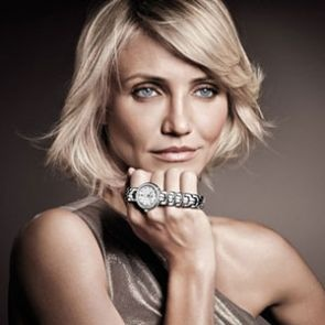 Cameron Diaz Ad for TAG Heuer