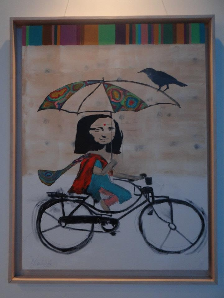 Artist: Nandita Chaudhuri