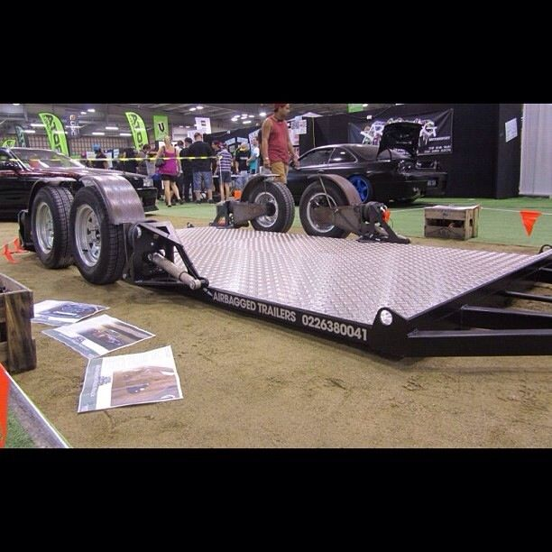 Car Trailer: 1000+ Images About Bagged Trailers On Pinterest