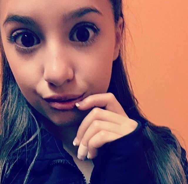 Happy b day Mackenzie Ziegler!!!! Always now that your fans are always supporting you!
