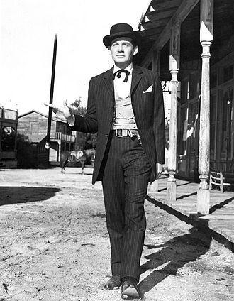 Gene Barry as Bat Masterson