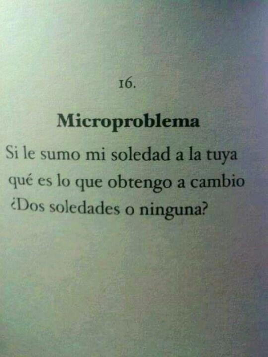 Microproblema...