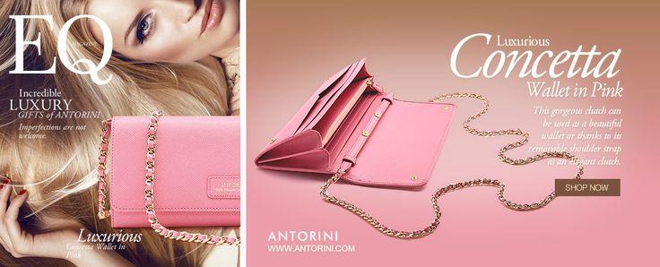 ANTORINI Luxury Fashion Accessories, www.antorini.com  #luxury #luxlife #luxurios #luxurylife #luxurybrands #luxuryaccessories #luxuryfashion #luxurious #luxurybrand #luxurystyle #luxurylifestylemagazine #luxurymagazine #ANTORINI #fashion #vogue #pink #luxuryhandbag #luxurywallet #pinkfashion