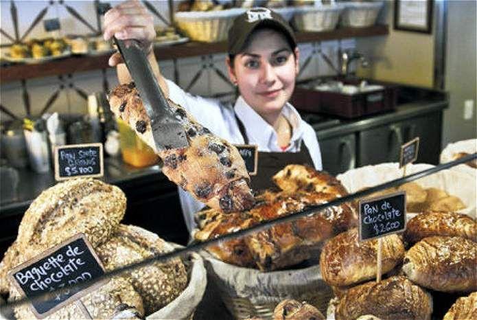 Restaurantes:Bogota: Panaderías: Calle del pan - vive.in