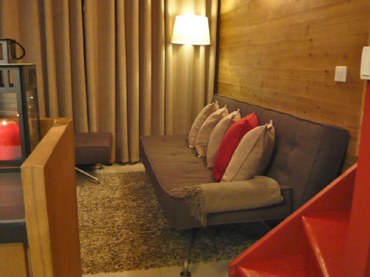 Appartement Val Thorens - Duplex de charme 3 chambres Val Thorens Centre. Pied des Pistes. Terrasse Sud 1179541 | Abritel