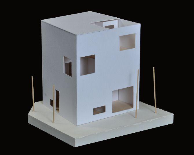 House in Plum Grove Study - kelliSTEWART