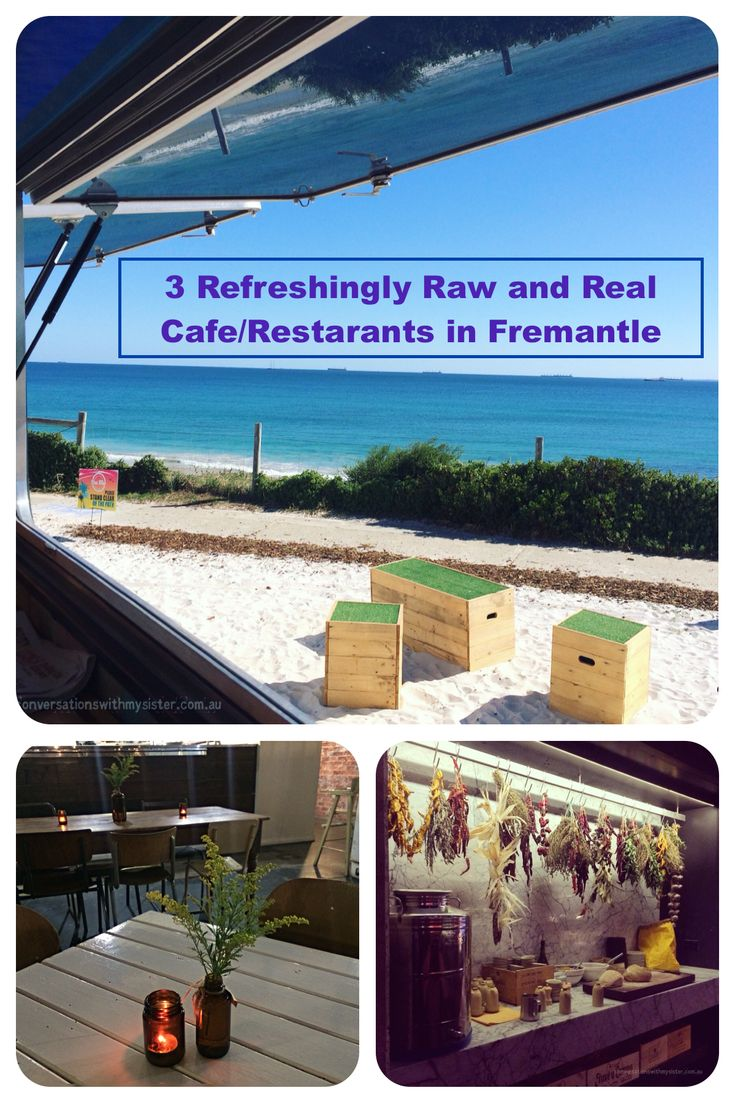 || 3 Refreshingly Raw and Real Cafe/Restaurants  in Fremantle || Reminiscing this week and sharing my three of my favourite places to eat out in and around Fremantle, WA 38w