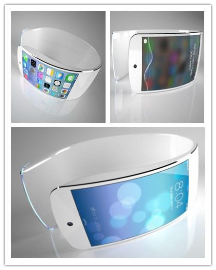Apple's Mysterious New Re-exposure - Flexible + 1.52 Inch Screen