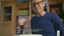 Alton Brown 50lb weight loss (the book does not exist)