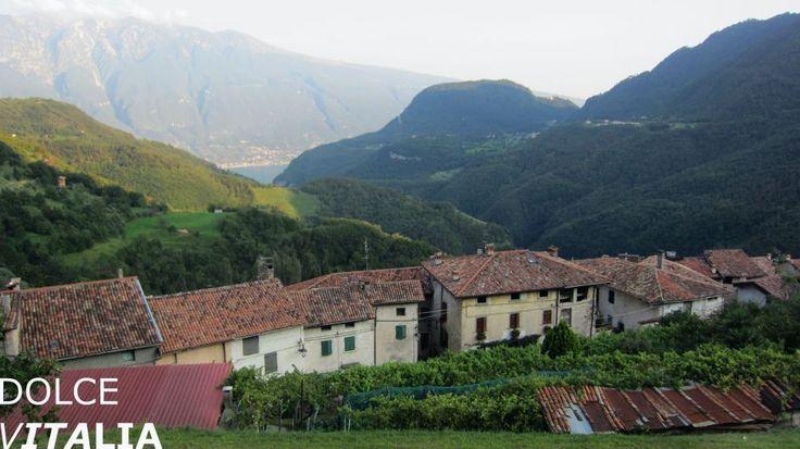 Lago di Garda mountains