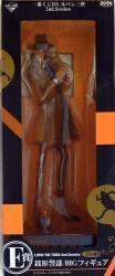 バンプレスト 一番クジDX 2nd ルパン三世 E賞銭形BIGフィギュア