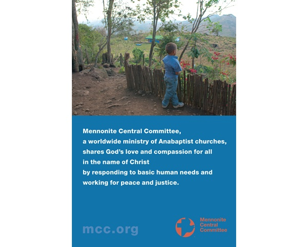 MCC Purpose statement poster