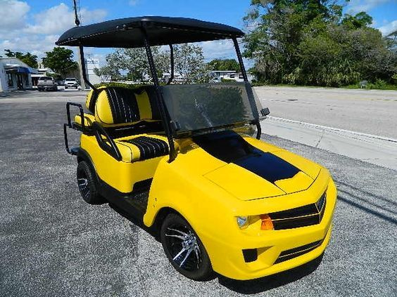 63 Best Images About Golf Carts On Pinterest