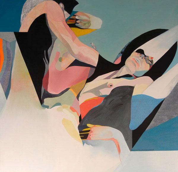 The Art of Beata Chrzanowska