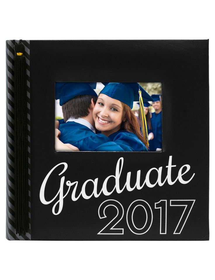 Shop Today For Malden Graduate 2017 Tassel Photo Album Deals On Home Decor Official