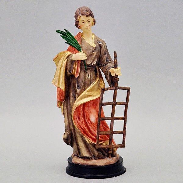 Statua San Lorenzo #statua #sanlorenzo #myriamartesacra  http://www.myriamartesacrastore.it/statue-santi/3153-statua-san-lorenzo.html