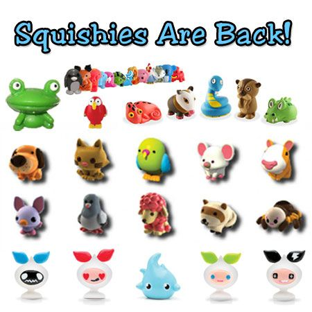 Squishy Animal Pencil Toppers : squishies - Google Search animal Pinterest Search